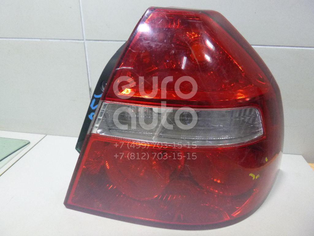 Фонарь задний правый для Chevrolet Aveo (T250) 2005-2011 - Фото №1