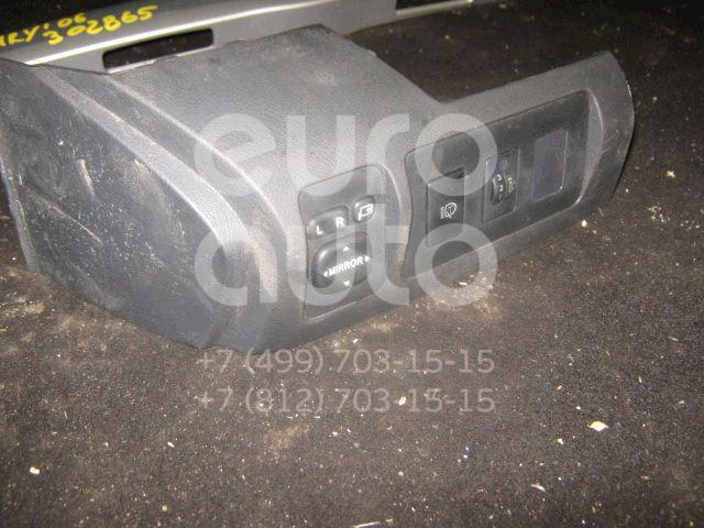 Блок кнопок для Toyota Camry XV40 2006-2011 - Фото №1