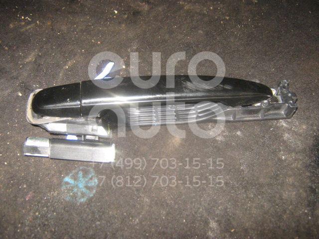 Ручка двери задней наружная левая для Toyota Camry V40 2006-2011 - Фото №1