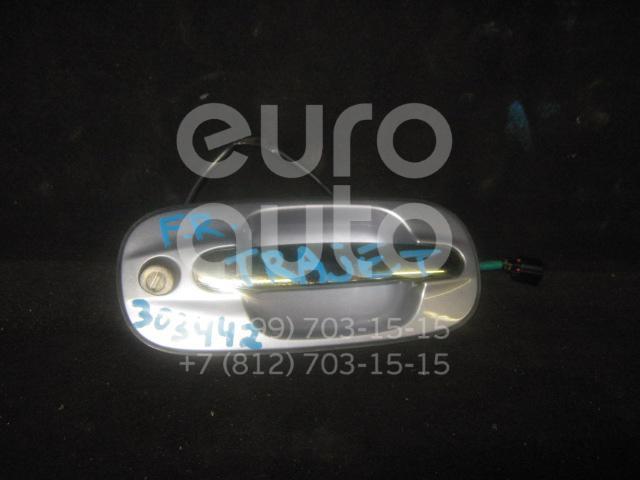 Ручка двери передней наружная правая для Hyundai Trajet 2000-2009 - Фото №1
