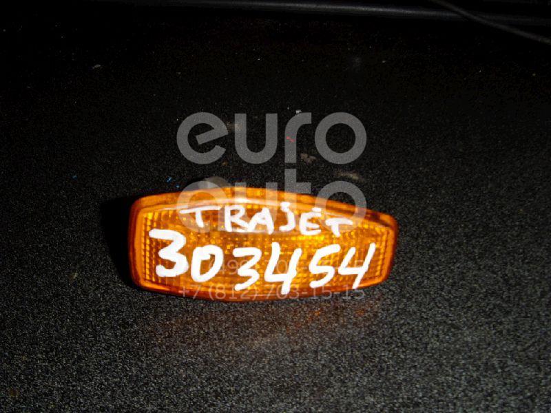 Повторитель на крыло для Hyundai Trajet 2000-2009 - Фото №1