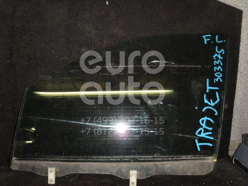 Стекло двери передней левой для Hyundai Trajet 2000-2009 - Фото №1