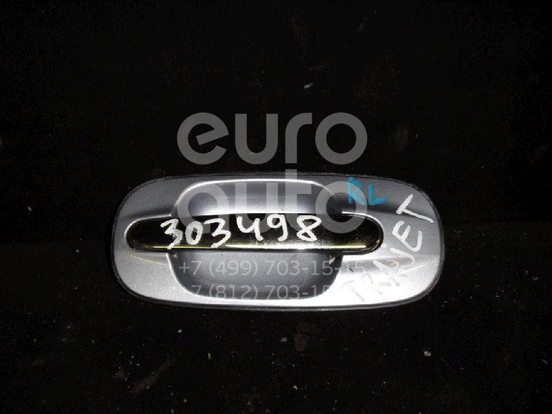 Ручка двери задней наружная левая для Hyundai Trajet 2000-2009 - Фото №1