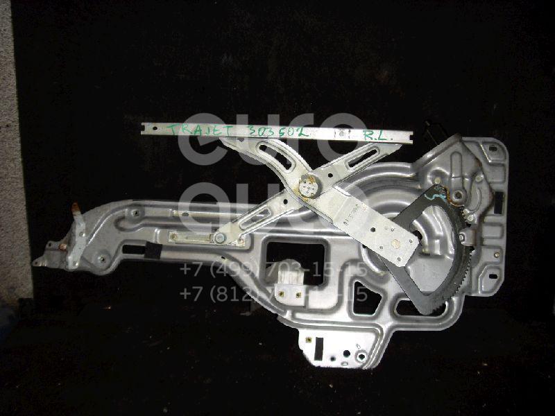 Стеклоподъемник электр. задний левый для Hyundai Trajet 2000-2009 - Фото №1
