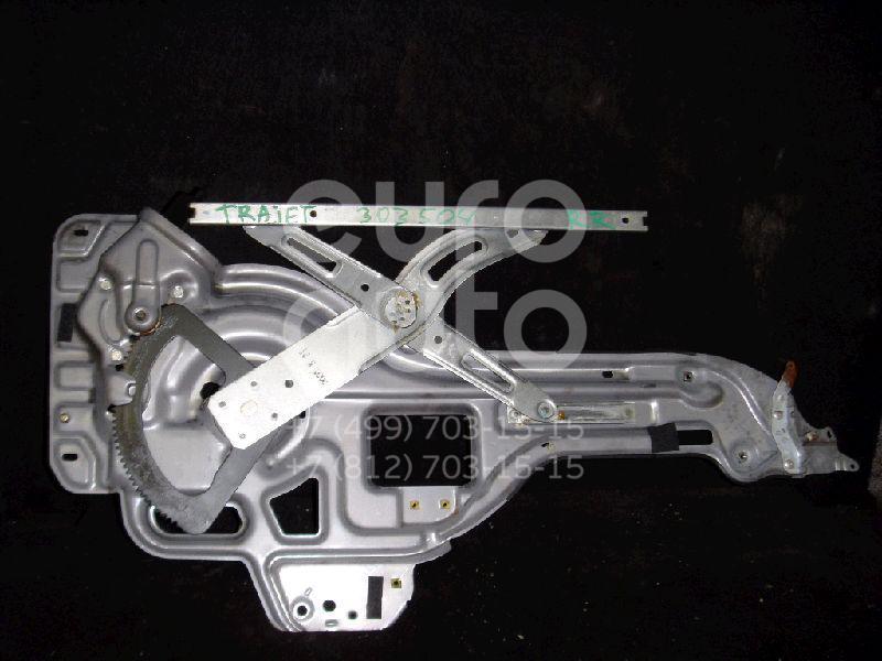 Стеклоподъемник электр. задний правый для Hyundai Trajet 2000-2009 - Фото №1