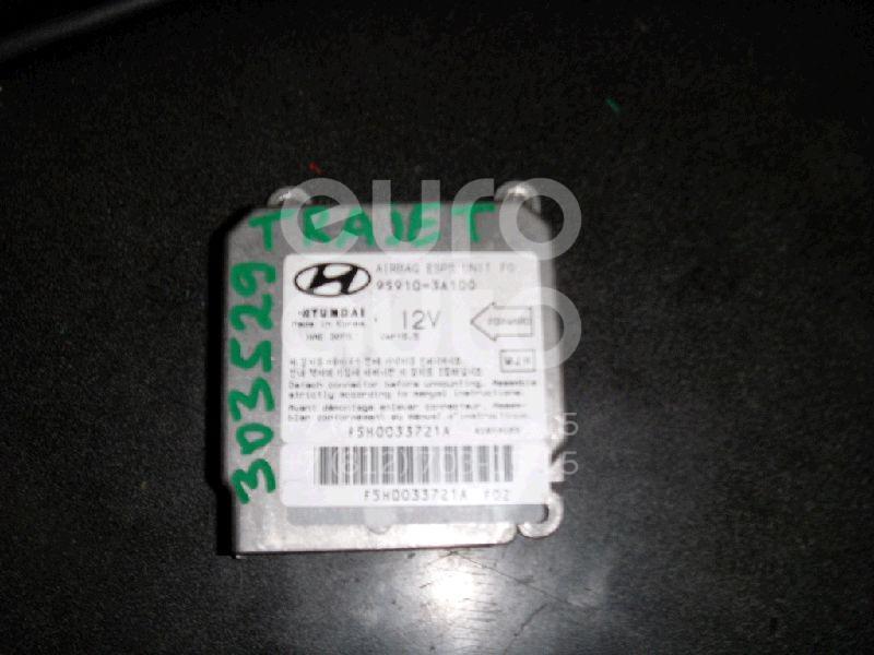 Блок управления AIR BAG для Hyundai Trajet 2000-2009 - Фото №1