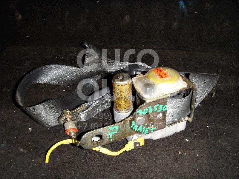 Ремень безопасности с пиропатроном для Hyundai Trajet 2000-2009 - Фото №1