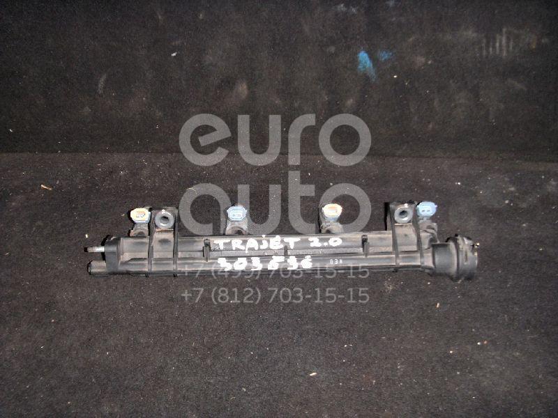 Рейка топливная (рампа) для Hyundai Trajet 2000-2009 - Фото №1