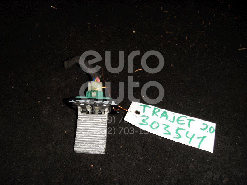 Резистор отопителя для Hyundai Trajet 2000-2009 - Фото №1