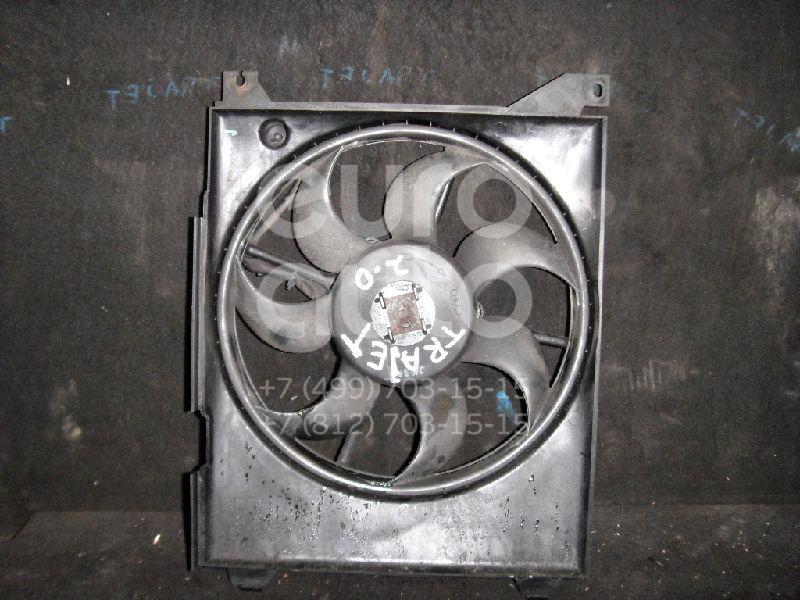 Вентилятор радиатора для Hyundai Trajet 2000-2009 - Фото №1