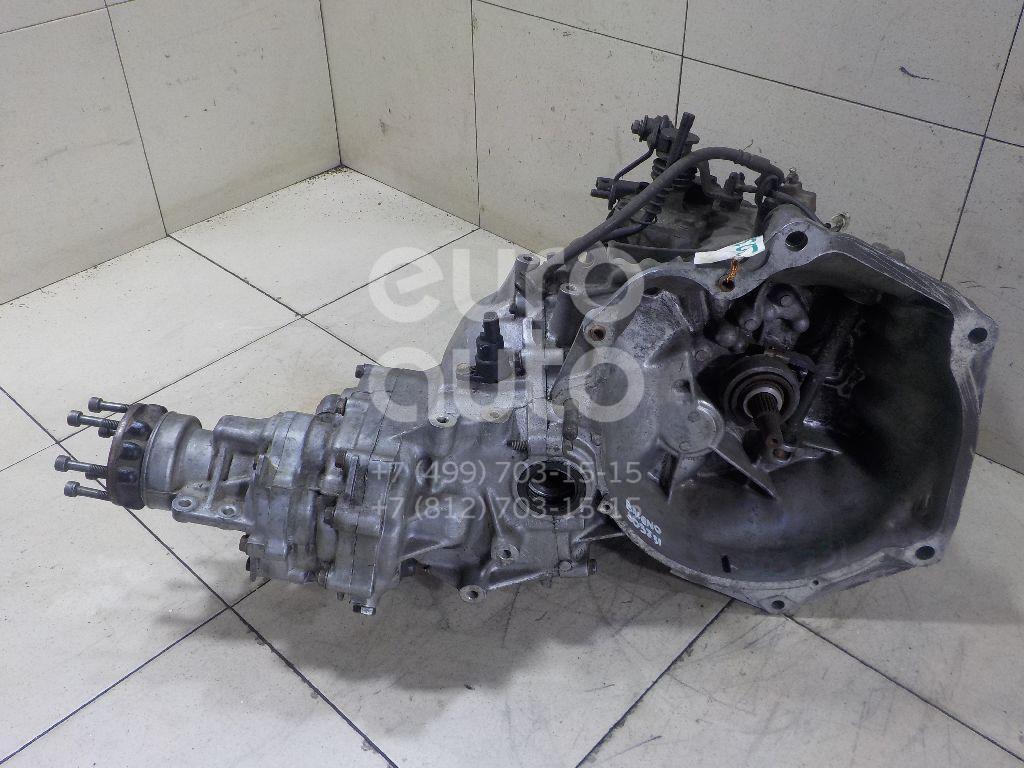 МКПП (механическая коробка переключения передач) для Suzuki Baleno 1995-1998 - Фото №1