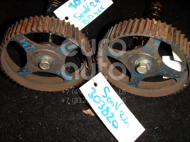 Шестерня (шкив) распредвала для Hyundai Sonata IV (EF)/ Sonata Tagaz 2001-2012;Santa Fe (SM)/ Santa Fe Classic 2000-2012 - Фото №1