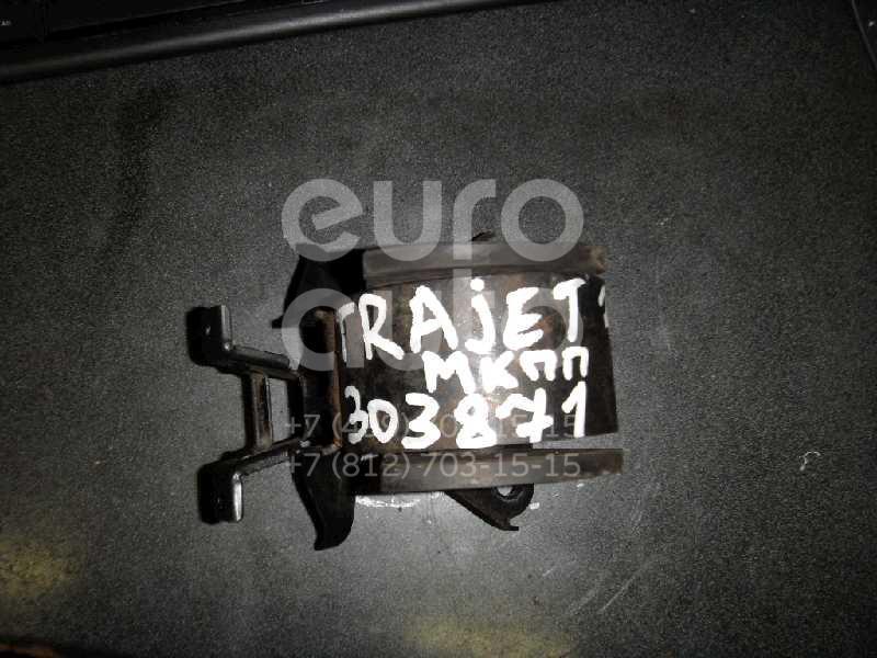 Опора КПП левая для Hyundai Trajet 2000> - Фото №1