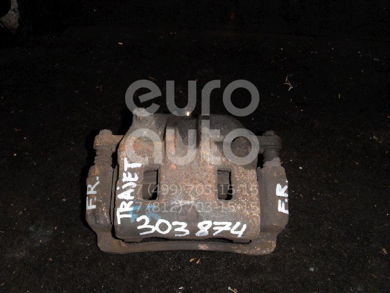 Суппорт передний правый для Hyundai Trajet 2000-2009 - Фото №1