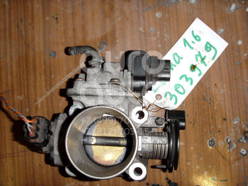 Заслонка дроссельная механическая для Suzuki Liana 2001-2007 - Фото №1