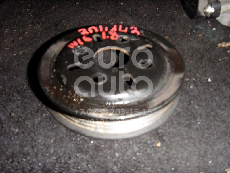 Шкив водяного насоса (помпы) для Nissan Almera N16 2000-2006;Primera P11E 1996-2002;Primera P12E 2002> - Фото №1