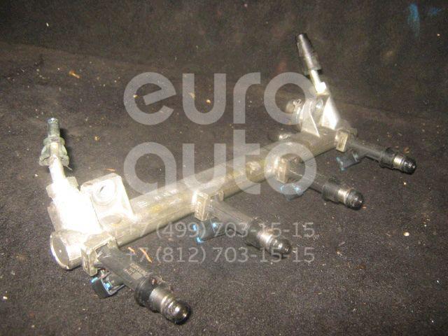 Рейка топливная (рампа) для Daewoo Rezzo 2000-2011 - Фото №1