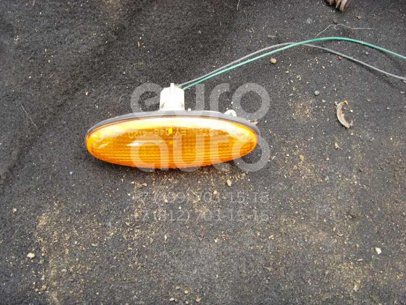 Повторитель на крыло желтый для Mazda Premacy (CP) 1999>;323 (BA) 1994-1998 - Фото №1