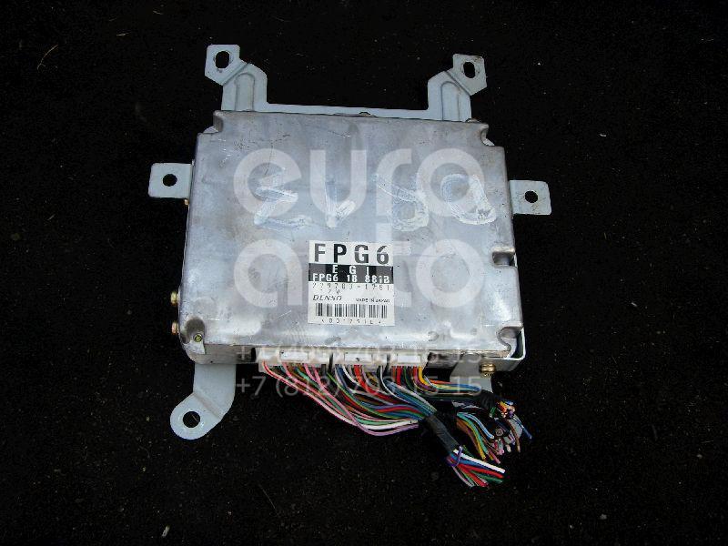 Блок управления двигателем для Mazda Premacy (CP) 1999-2004 - Фото №1