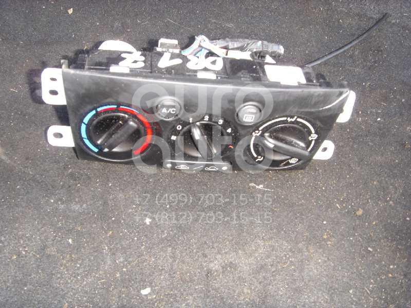Блок управления отопителем для Mazda Premacy (CP) 1999> - Фото №1