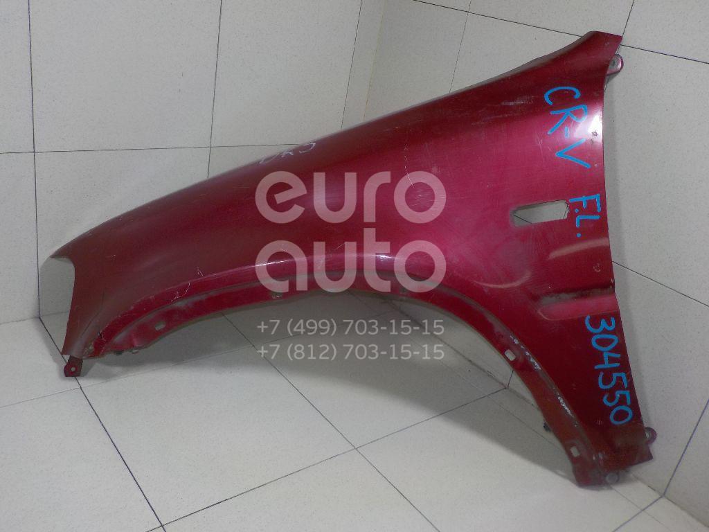 Крыло переднее левое для Honda CR-V 1996-2002 - Фото №1
