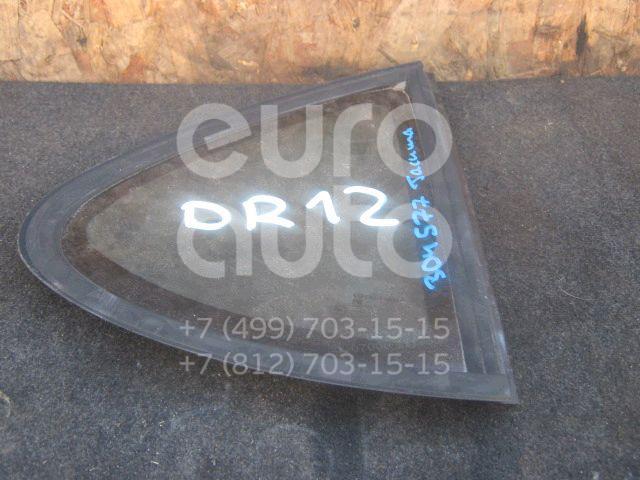 Стекло кузовное глухое правое для Daewoo,Chevrolet Rezzo 2000-2011;Rezzo 2005-2010 - Фото №1