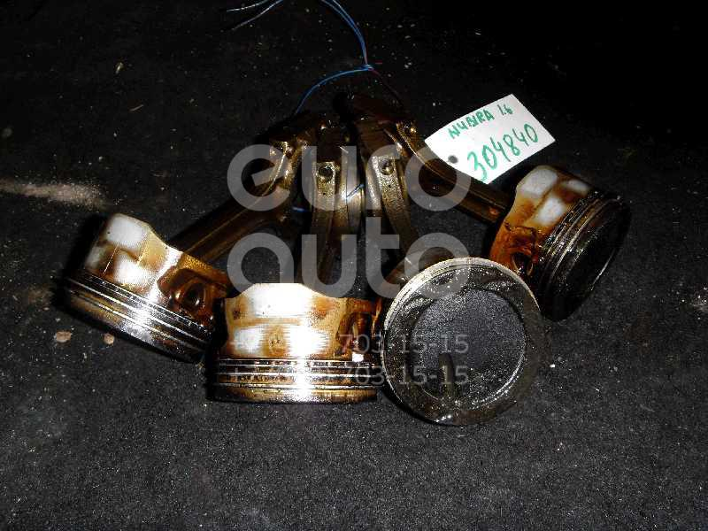 Поршень с шатуном для Daewoo Nubira 1997-1999 - Фото №1
