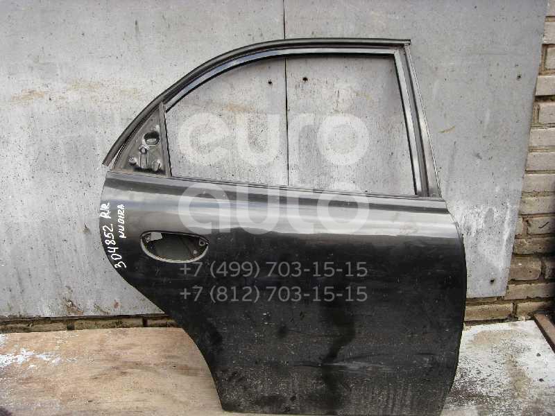 Дверь задняя правая для Daewoo Nubira 1997> - Фото №1