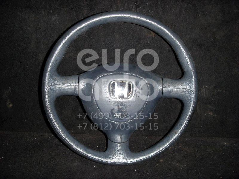 Рулевое колесо с AIR BAG для Honda Civic 2001-2005 - Фото №1