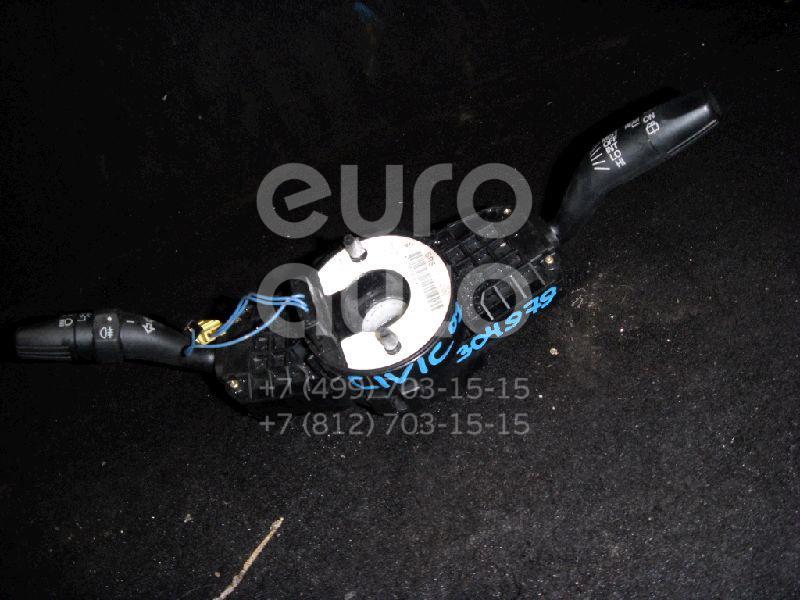 Переключатель подрулевой в сборе для Honda Civic 2001-2005 - Фото №1