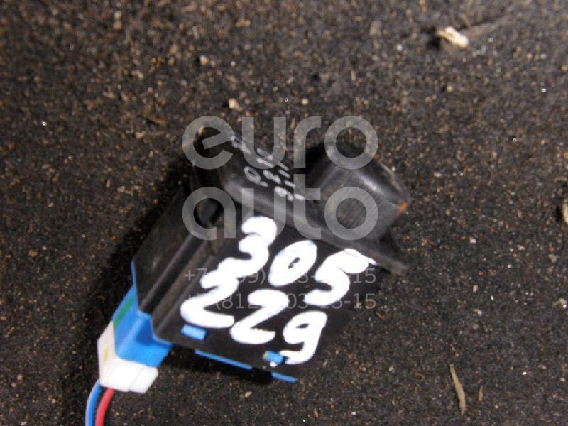 Кнопка корректора фар для Nissan Primera P12E 2002> - Фото №1