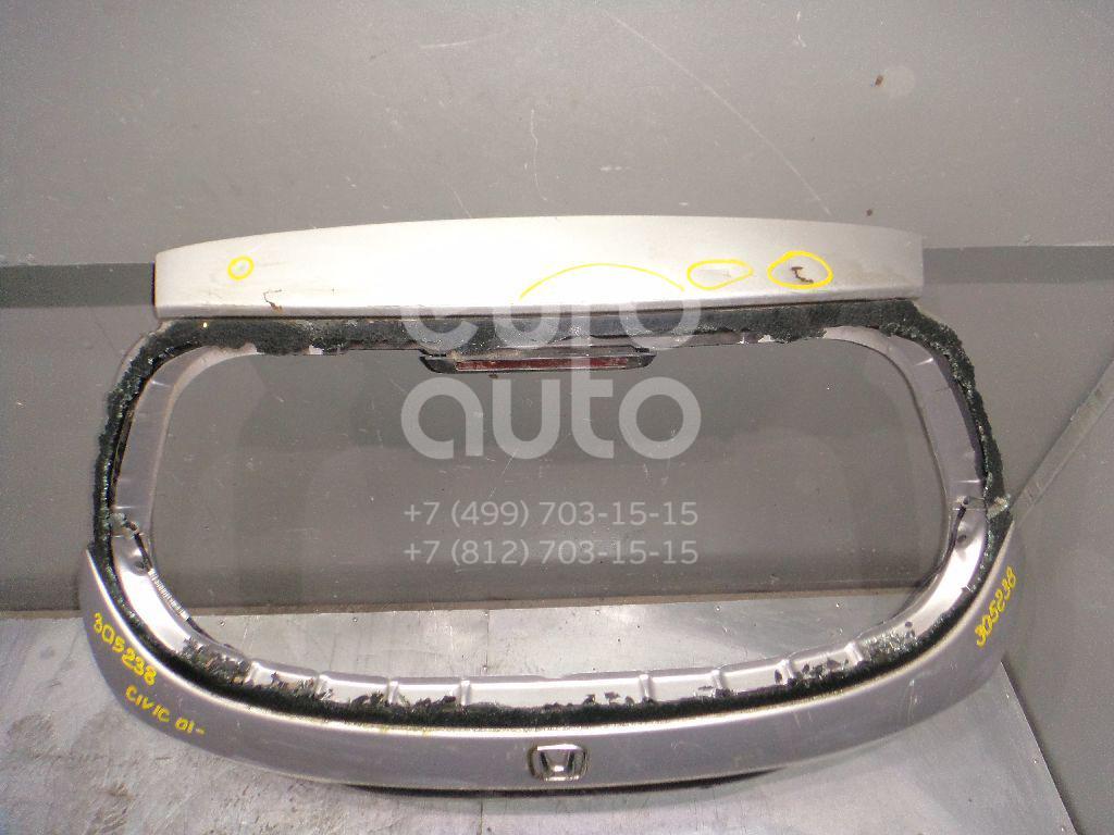 Дверь багажника для Honda Civic 2001-2005 - Фото №1