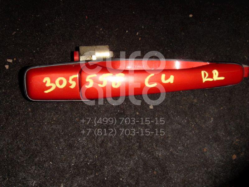 Ручка двери задней наружная правая для Mitsubishi Outlander (CU) 2003-2009 - Фото №1