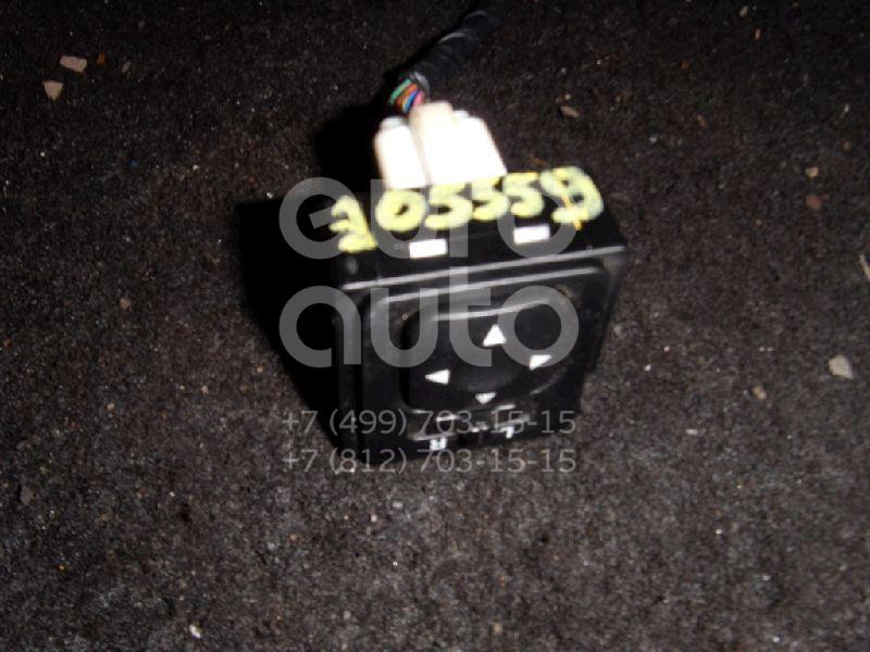 Переключатель регулировки зеркала для Mitsubishi Outlander (CU) 2003-2009;Galant (DJ,DM) 2003-2012;Pajero Pinin (H6,H7) 1999-2005;Lancer (CS/Classic) 2003-2006 - Фото №1
