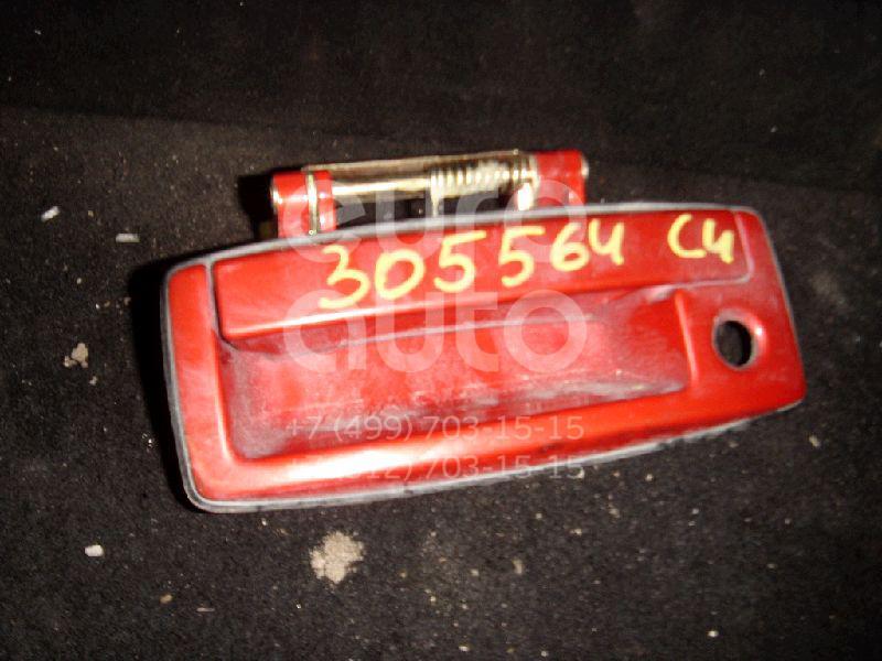 Ручка двери багажника наружная для Mitsubishi Outlander (CU) 2001-2008 - Фото №1