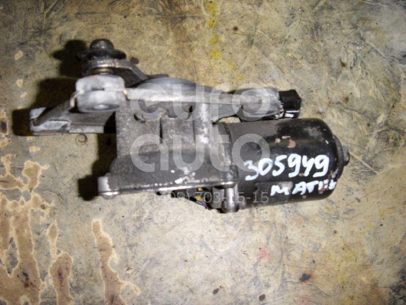 Моторчик стеклоочистителя передний для Daewoo Matiz (KLYA) 1998> - Фото №1