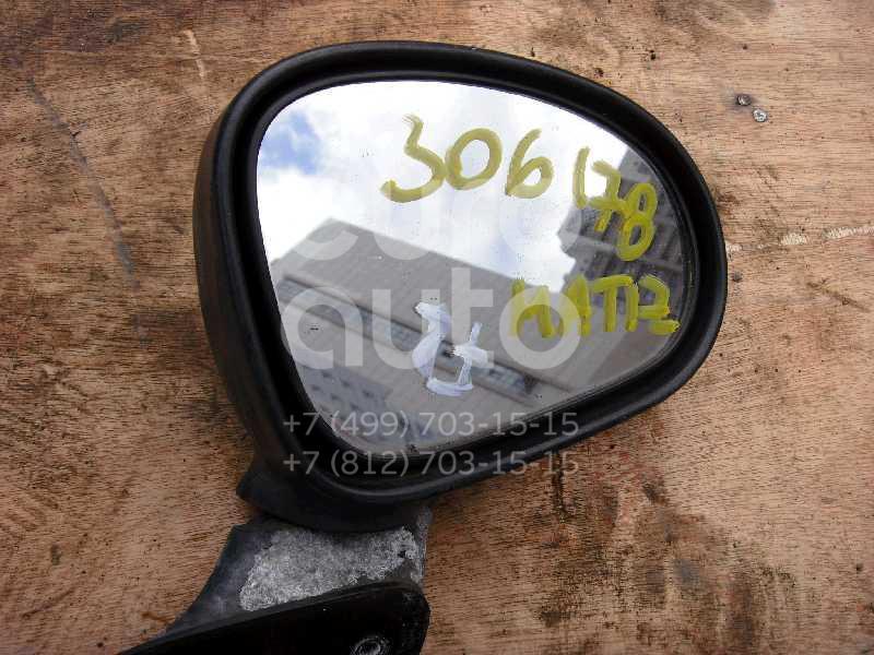 Зеркало правое механическое для Daewoo Matiz (KLYA) 1998> - Фото №1