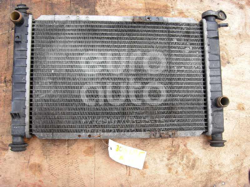 Радиатор основной для Daewoo Matiz (M100/M150) 1998-2015 - Фото №1