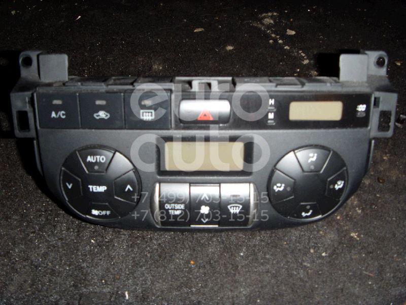 Блок управления климатической установкой для Toyota RAV 4 2000-2005 - Фото №1