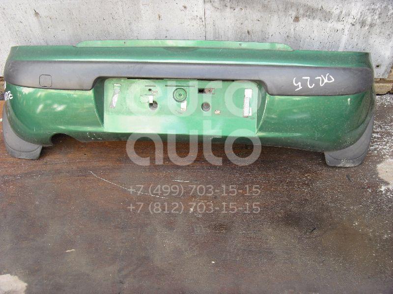 Бампер задний для Daewoo Matiz (KLYA) 1998> - Фото №1