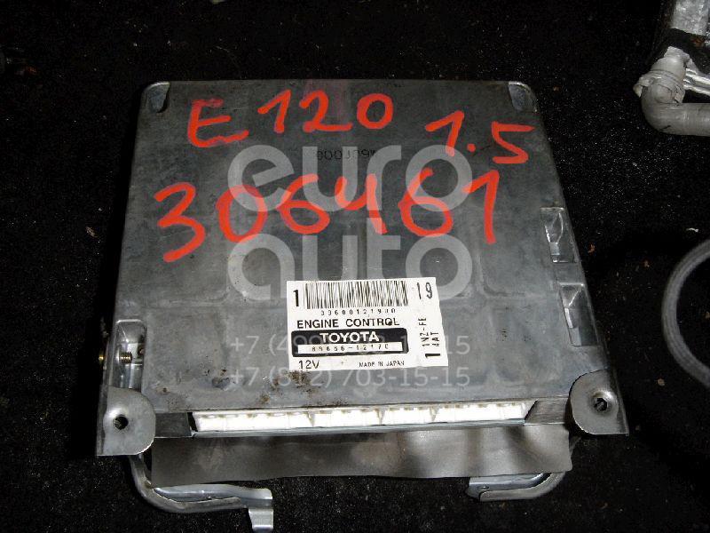 Блок управления двигателем для Toyota Corolla E12 2001-2006 - Фото №1