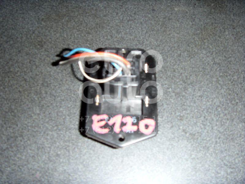 Резистор отопителя для Toyota Corolla E12 2001-2006 - Фото №1