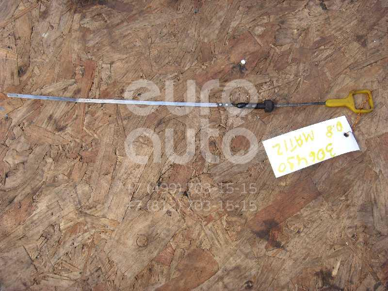 Щуп масляный для Daewoo,Chevrolet Matiz 1998>;Aveo (T200) 2003-2008;Spark 2005-2011 - Фото №1