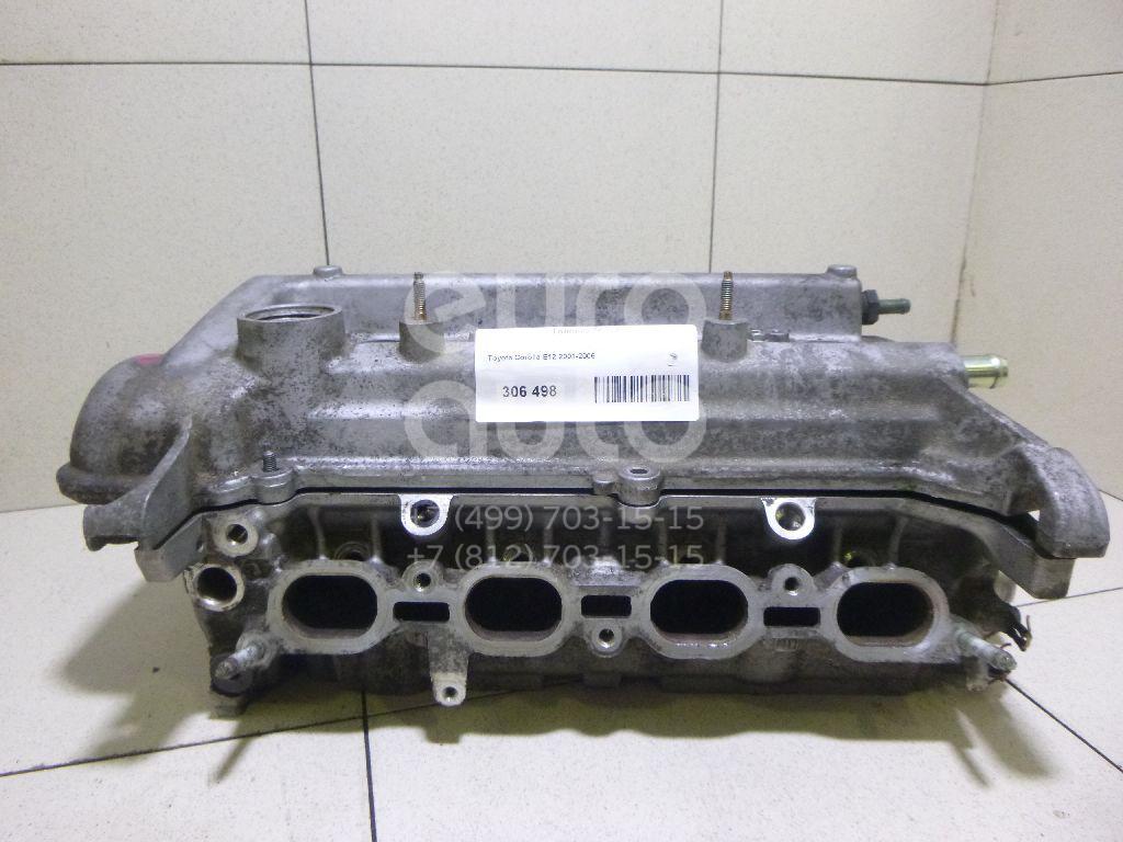 Головка блока для Toyota Corolla E12 2001-2006 - Фото №1