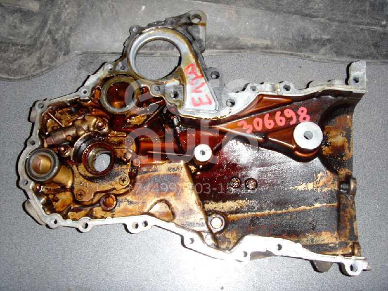 Насос масляный для Toyota Corolla E12 2001-2006;Echo 1999-2005;Yaris 2005-2011 - Фото №1