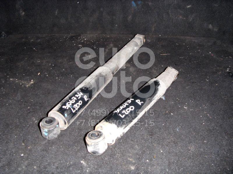 Амортизатор задний для Mitsubishi,Toyota L200 (KB) 2006-2016;4 Runner/Hilux Surf 1989-1991 - Фото №1