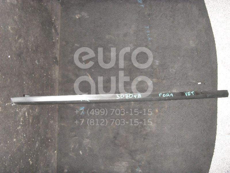 Накладка стекла переднего правого для Chery Fora (A21) 2006> - Фото №1