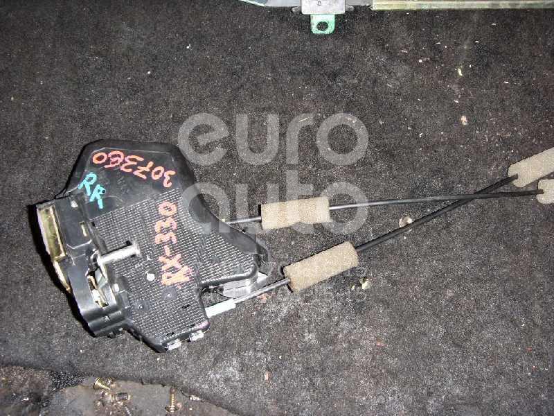 Замок двери задней правой для Lexus RX 300/330/350/400h 2003-2009 - Фото №1