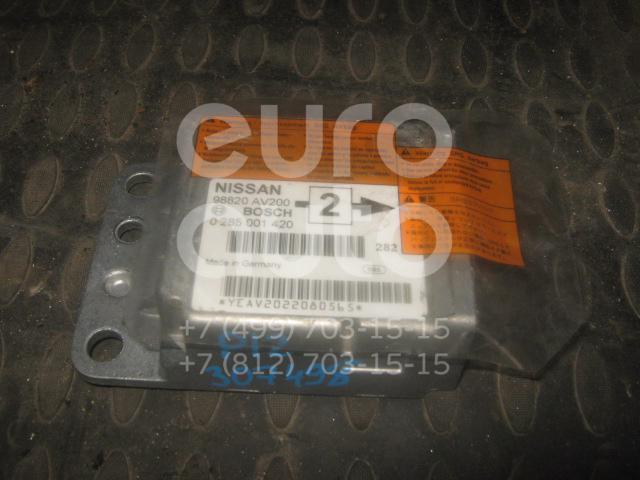 Блок управления AIR BAG для Nissan Primera P12E 2002-2007;Murano (Z50) 2004-2008 - Фото №1