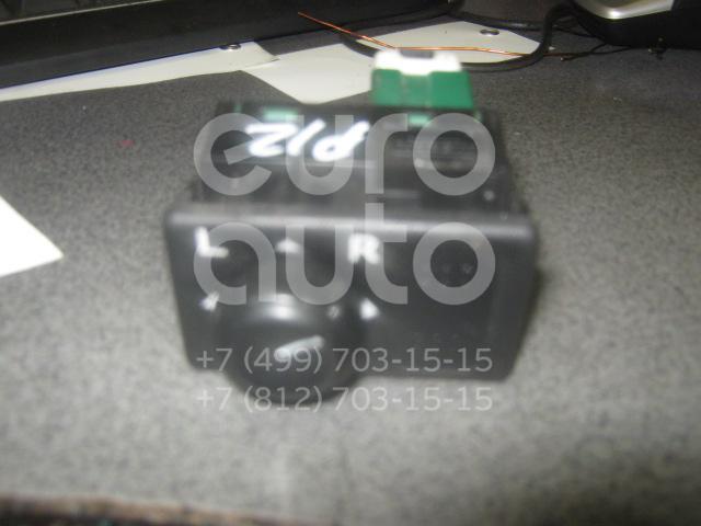 Переключатель регулировки зеркала для Nissan,Infiniti Primera P12E 2002-2007;Terrano /Pathfinder (R50) 1996-2004;Maxima (A33) 2000-2005;QX4 (JR50) 1996-2002 - Фото №1